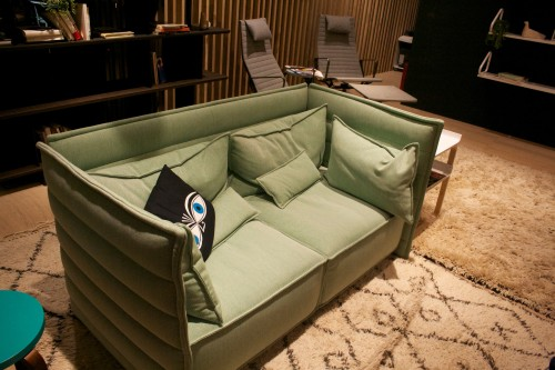 imm cologne 2015-Vitra-Sofa-mintgrün