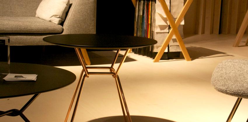imm cologne 2015-schwarzer -Tisch