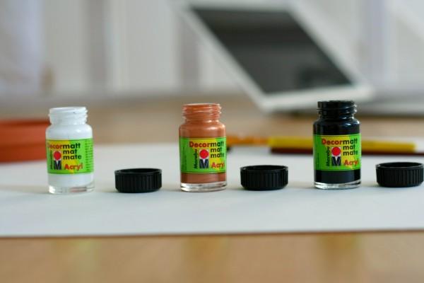 DIY Acrylfarben Decormatt