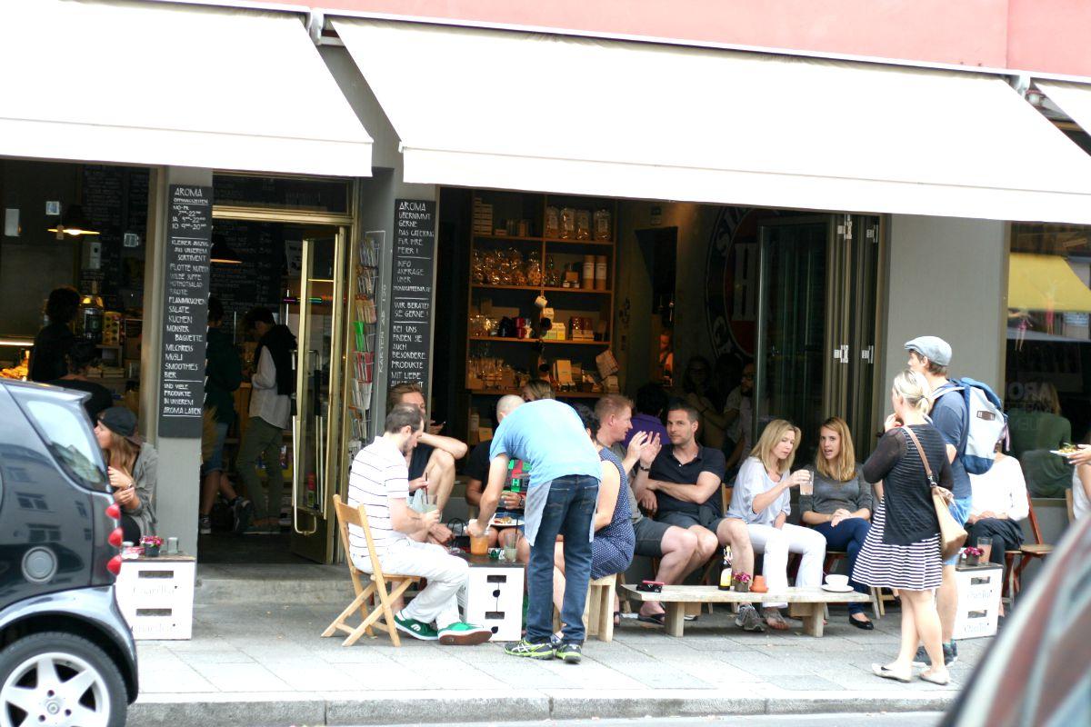 Cafe Brenner M Ef Bf Bdnchen