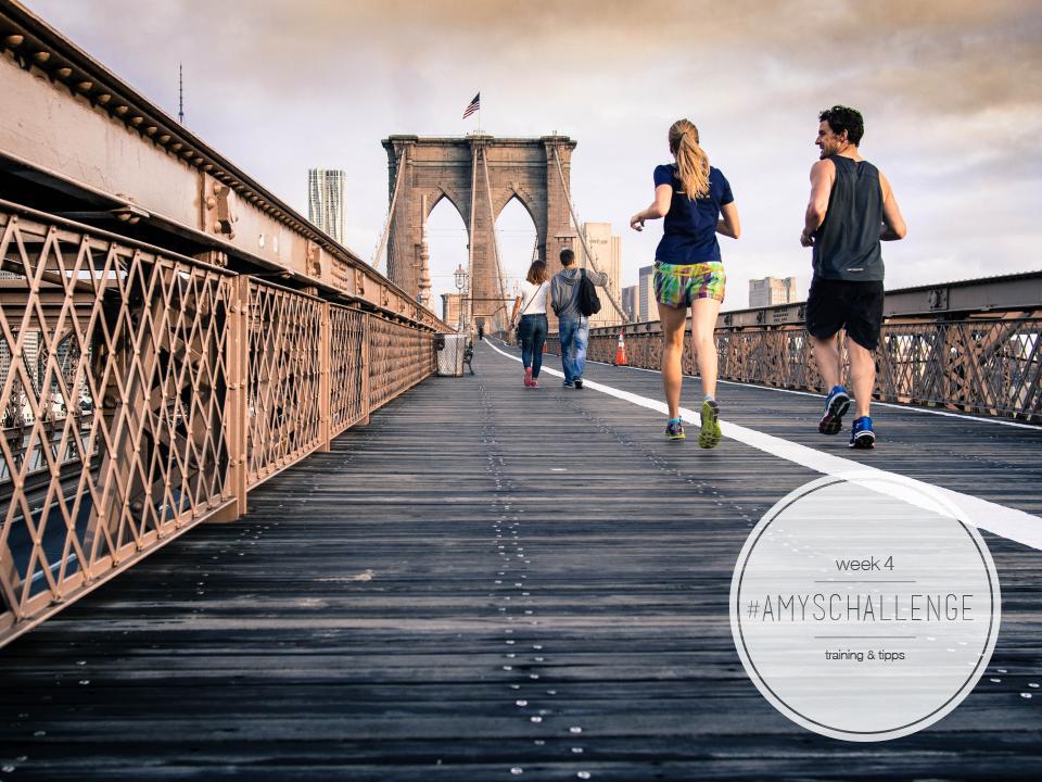 Challenge Halbmarathon Training