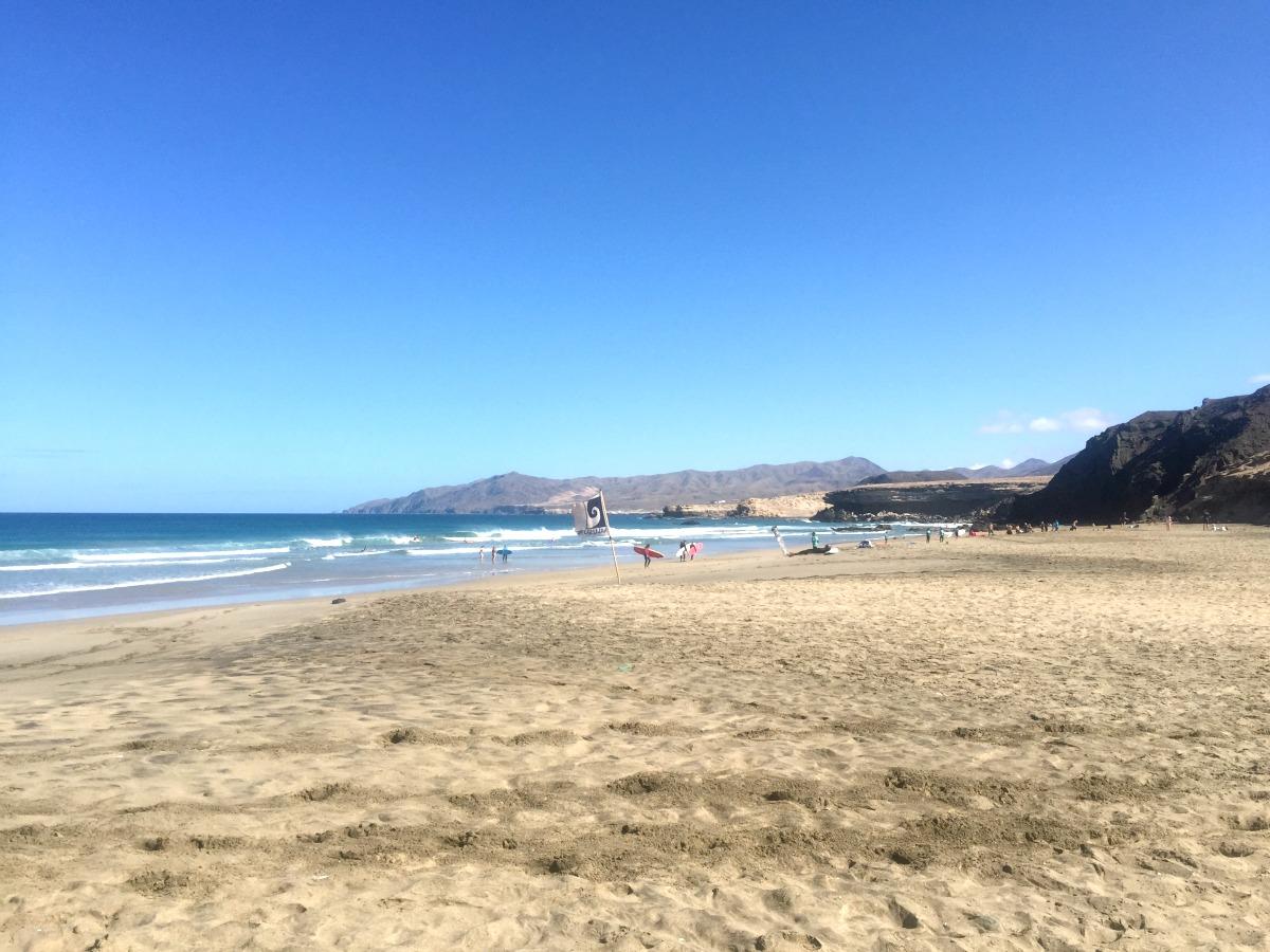 Fuerteventura_LaPared_Surfkurs