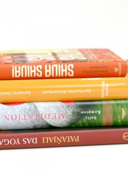 Empfehlungen für Yoga Bücher