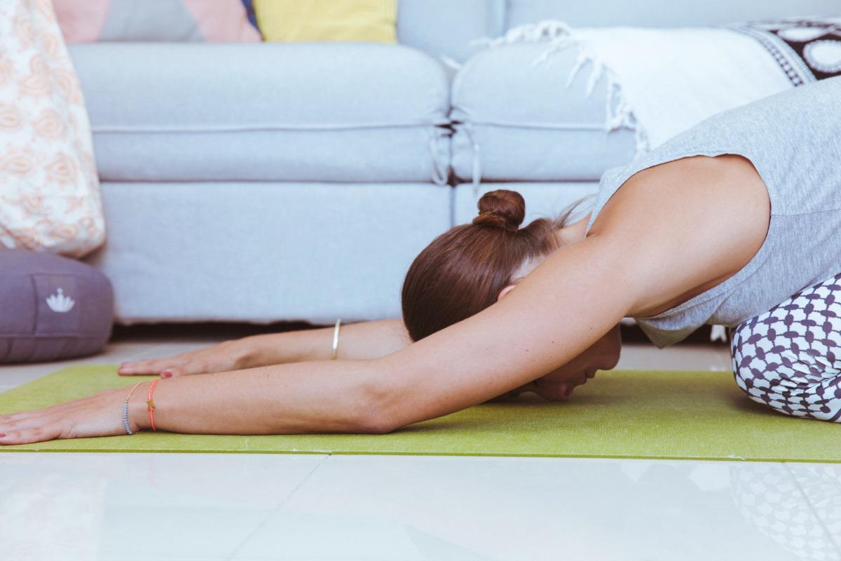 der gelbe raum yoga